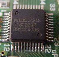 Wyświetlacz matrycowy VFD GU170X40-301 - poszukuję noty kat.