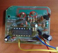 Dzwonek bezprzewodowy - jak zmienić pasmo/częstotliwość ?