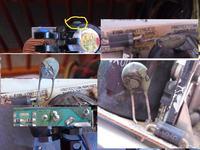 Antec model: TP3-650 uszkodzony element (kondensator, termistor czy warystor)?