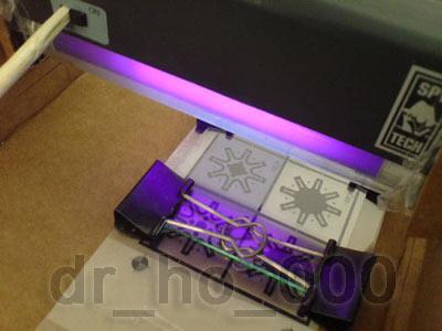 Tworzenie płytek drukowanych metodą fotochemiczną