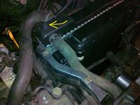 Audi 80 B4 2.3 NG (133KM) LPG Jak sprawdzić pompę wody.