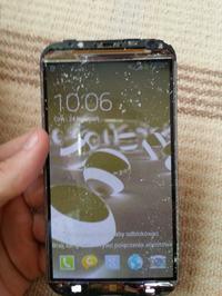 Samsung Note 2 - blady amoled