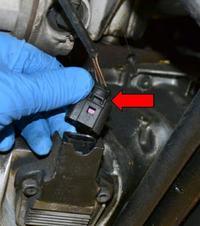 Bora silnik AJM 115 KM czujnik poziomu oleju