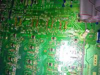 Pioneer DJM500 brak dźwięku na kanałach i sekcji master.