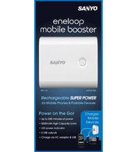 Przeno�na �adowarka USB Sanyo Eneloop Mobile Booster