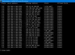 Sprawdzenie logów - podejrzane IP