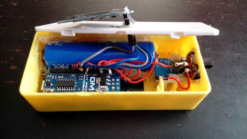Poziomica na Arduino i żyroskopie