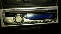 How to turn on AUX in the rear panel of the car radio