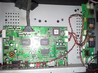 Novus LCD NVM-319LCD - monitor nie chce si� w��czy�