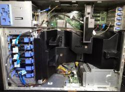 DELL PowerEdge T410 - Jak się nazywa ten plastikowy tunel?