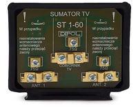 Słaby sygnał DVB-T - Brak sygnału, słaby zrywany sygnał.