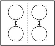 Electrolux EHH46540FK - Dwie z czterech płyt grzejnych nie działają (prawa).