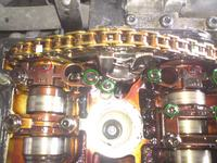 Audi A3 1.8 125KM AGN stukanie zawor�w, napinacz �a�cucha rozrz�du?