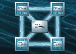 AMD Epyc sercem najmocniejszego komputera świata