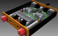 Podwójny wzmacniacz słuchawkowy na TPA6120A2