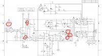 Naprawa zasilacza impulsowego w kolumnie Alesis M1 Active Mk2