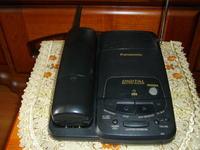 [Sprzedam] Telefon bezprzewodowy z sekretark� PANASONIC KX-T4310-B