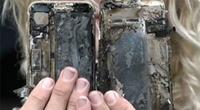 Nie tylko Samsung ma problem z ogniem - Apple iPhone 7 w p�omieniach