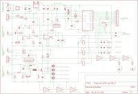 miernik częstotliwości 9,999999 MHz LED fmiarka#3