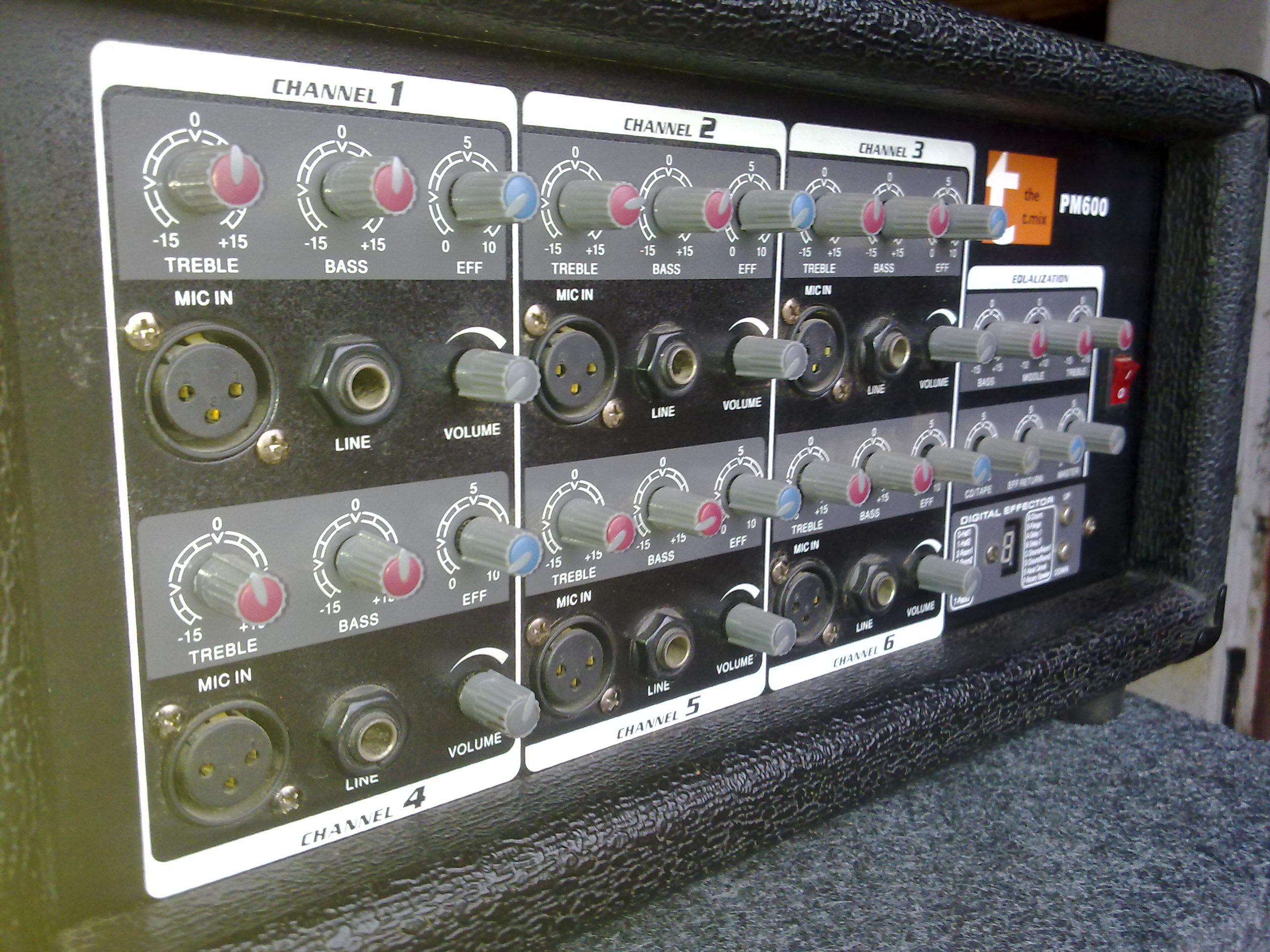 [Sprzedam] Powermixer The t.mix PM 600