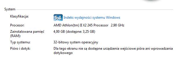 22100ab7f9e607 Próbowałem. Co do przeciążonych serwerów, brałem to pod uwagę, aczkolwiek  porównawczo sprawdziłem laptopem - działa normalnie, zresztą - tydzień  temu, ...