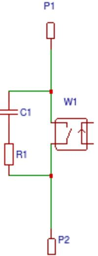 eliminacja zakłóceń - układ gasikowy