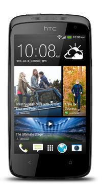 """HTC Desire 500 - smartphone ze �redniej p�ki z 4,3"""" ekranem i 4-rdz. proc."""