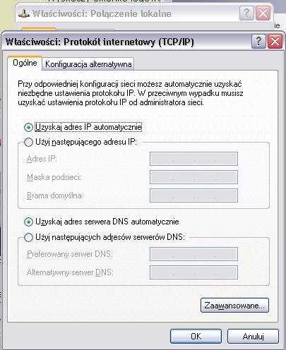 Konfiguracja rutera NETGEAR DGN1000 - N150