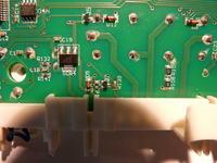 Amica PA5580A510 - Modu�  (nowszy )warto�� opornika SMD R139
