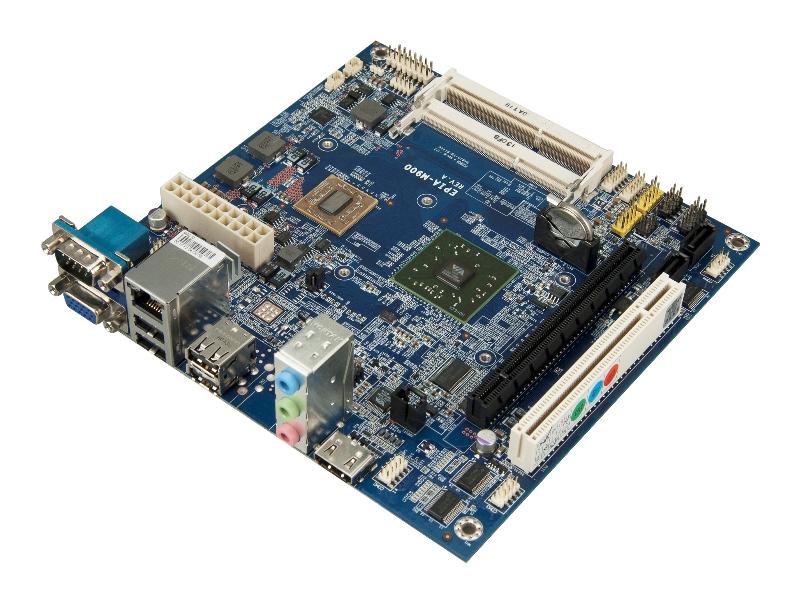 VIA EPIA-M900 - pierwsza p�yta Mini-ITX z czterordzeniowym procesorem
