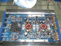 Wybór sprzętu - wzmacniacz do 400 PLN 4 kanałowy na przód i subwoofer