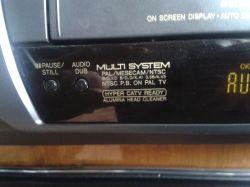 Beryl 102 - Podłączanie pod odtwarzacz kaset VHS