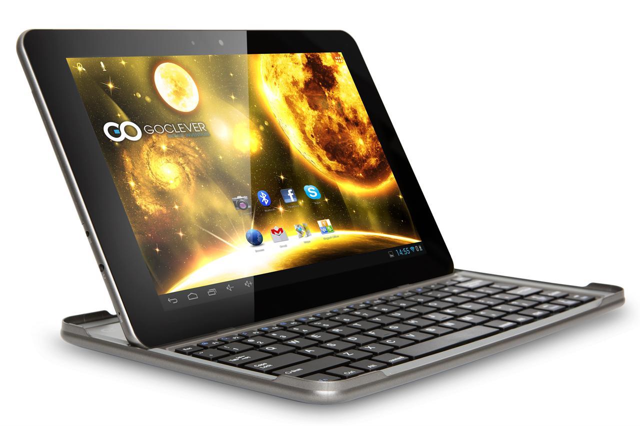 "GoClever Orion 101 - tablet z 10,1"" ekranem z klawiatur� w komplecie za 800"