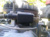 Kosiarka Nac Silnik 375 - Nie odpala gdy jest ciepła