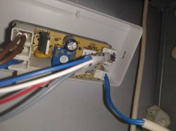 Gorenje FHE241W - Zamrażarka brak regulacji mocy