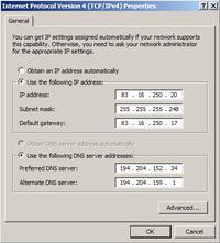 Windows XP - Nie Działa Internet (WI-FI), chociaż PC połączył się z routerem.