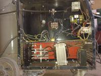 Spawarka MidiMagster 1800 Turb - Uszkodzona dioda