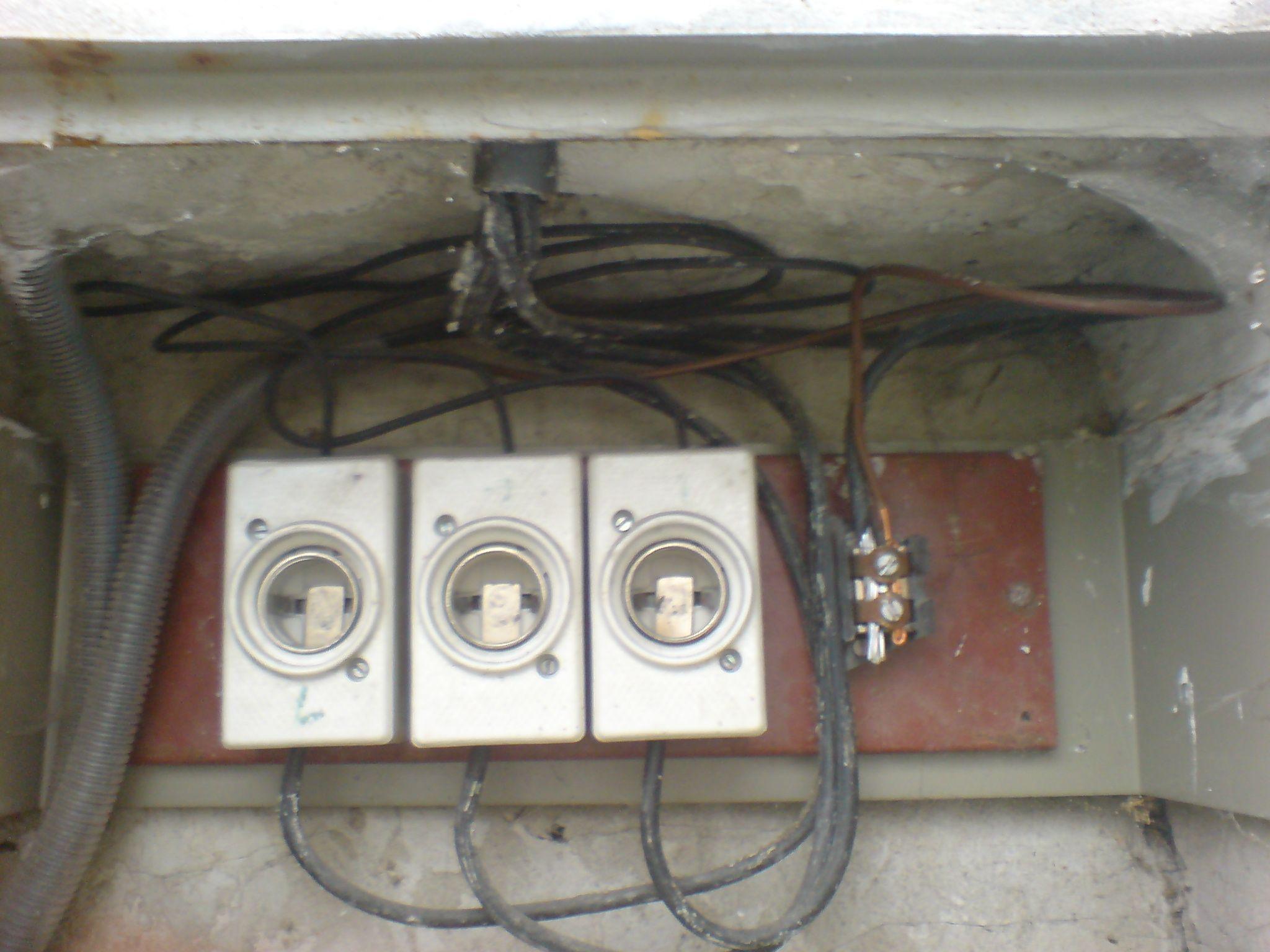 RCD 500mAw instalacji TN-C