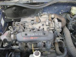 Renault Clio 2 1.2 2000r. - Regulacja zaworów - jakie wartości? ile mm?