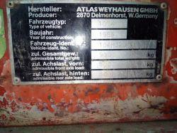 Atlas 1004 - pompki wtryskowe w deutz bf4l 1011