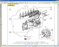 Iveco Silnik Tector - Iveco Tector Błąd regulator ciśnienia pompy CR