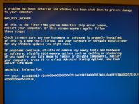 Komputer stacjonarny się nie uruchamia.
