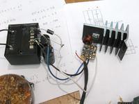Wzmacniacz mocy 2x4W (4ohm)