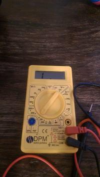 Przedwzmacniacz gramofonowy - usmażona płytka