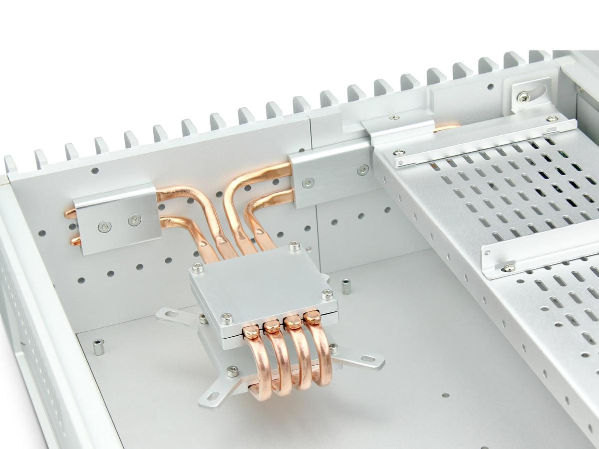 Streacom FC10 - niskoprofilowa obudowa ATX z pasywnym ch�odzeniem
