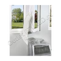 Uszczelnienie okna przy klimatyzatorze monoblok