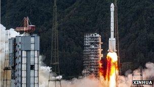Chiny uruchamiaj� komercyjnie w�asn� alternatyw� dla systemu GPS