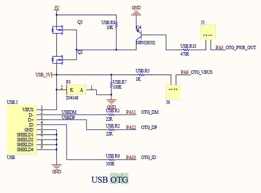 STM32F107 - Bootloader USB (DFU) problem z wykryciem urządzenia