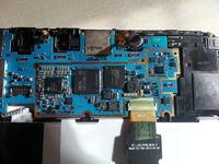 Samsung GT-P5200 - Nie uruchamia się, grzeje się cewka