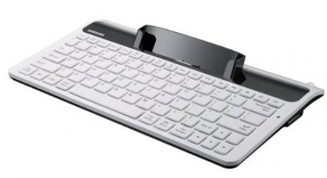 Pe�nowymiarowa klawiatura z dokiem dla Samsung Galaxy Tab 7.0